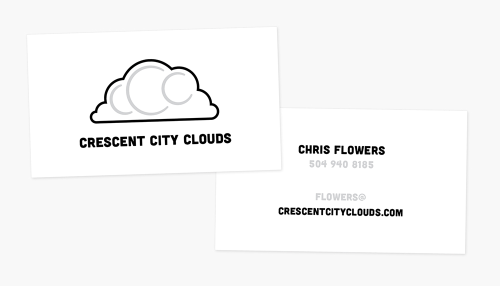 Rob Pizzolato | Designer & Developer & Drummer | Crescent City Clouds