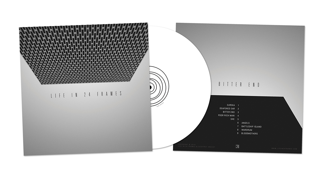 Bitter End Vinyl Artwork