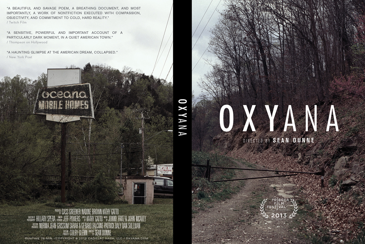 Oxyana DVD Artwork